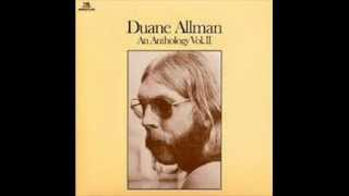 Watch Duane Allman Happily Married Man video