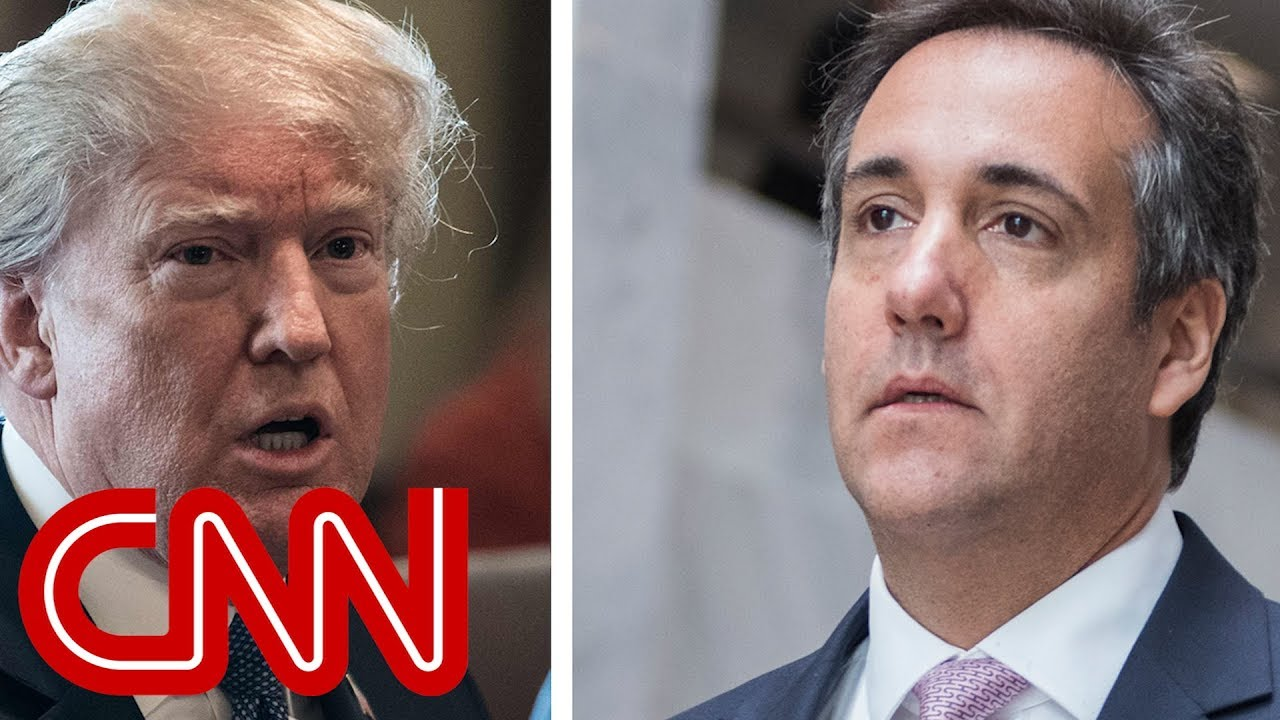 President Trump furious over FBI's Cohen raid