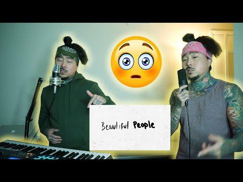 Download Lagu  Ed Sheeran - Beautiful People feat. Khalid | Lawrence Park Cover Mp3 Free