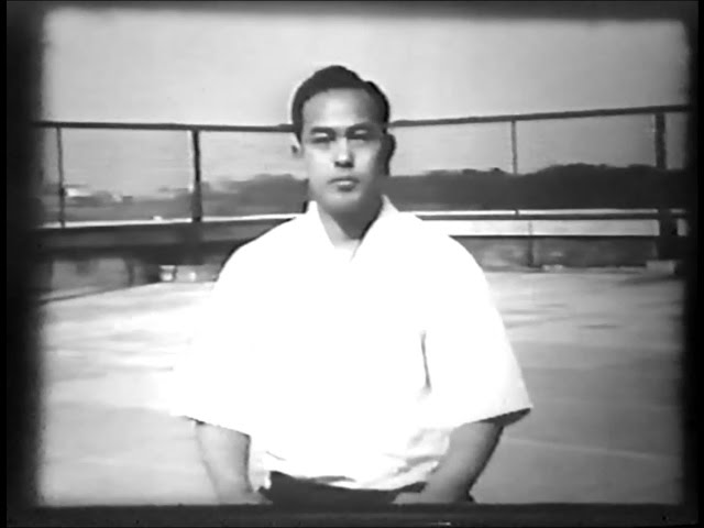Koichi Tohei 10th Dan - Rare Aikido Demonstration (1957)