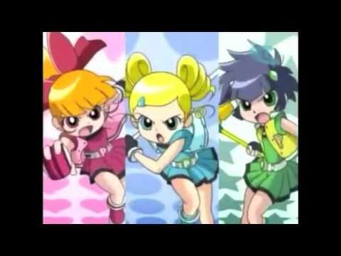 New Powerpuff Girls Powerpuff Girls z Powerpuff