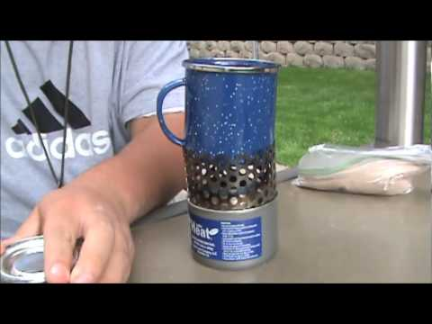 Pathfinder Pack Stove