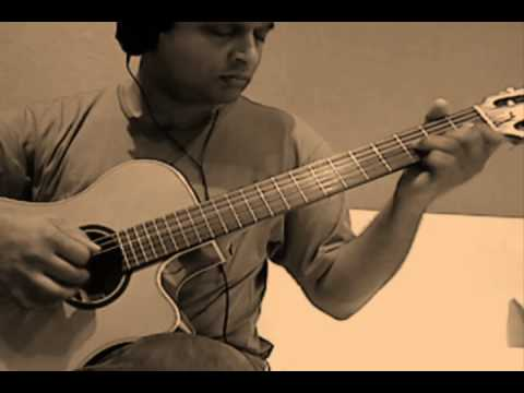Tere Bina Jiya Jaye Na ; Film GHAR GUitar Solo