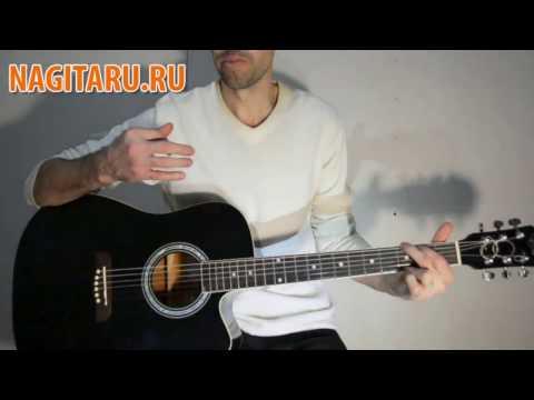 Походные песни - Аккорд гитары