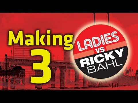 Making Of The Film - Part 3 - Ladies Vs Ricky Bahl