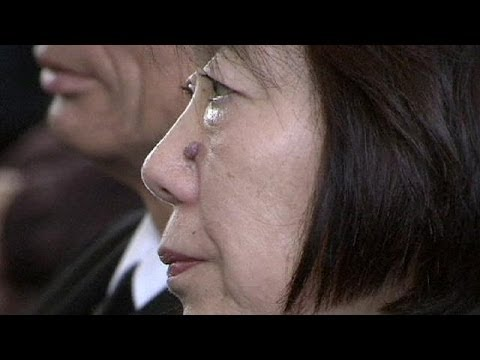 Japan marks 3rd anniversary of quake-tsunami disaster - no comment