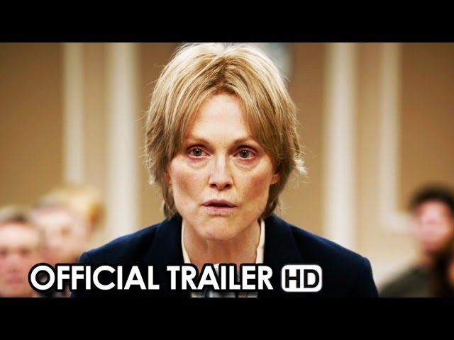FREEHELD starring Julianne Moore, Ellen Page - Official Trailer (2015) HD