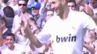 اهداف مباراة ريال مدريد ضد اوساسونا 7 - 1