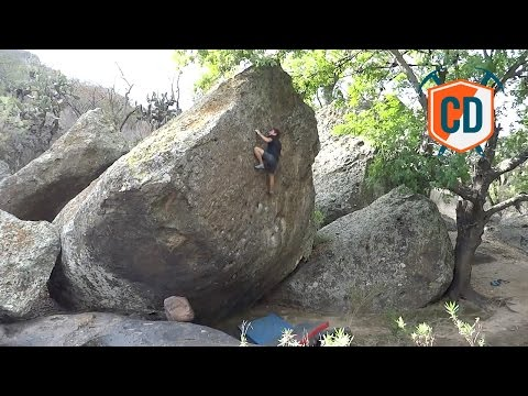 Amazing Highball Action In Mexico's Newest Bouldering Area | EpicTV Climbing Daily, Ep. 501
