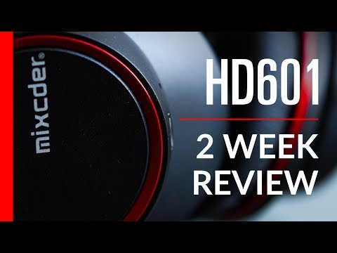 Mixcder HD601 Bluetooth Wireless Headphones - Review