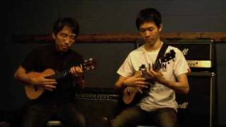 Someday My Prince Will Come / Ukulele Duo