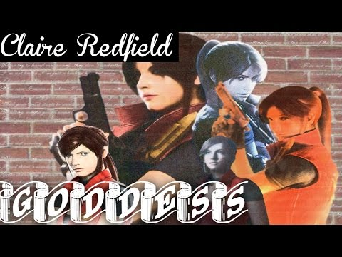 Claire Redfield  - Goddess