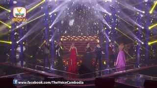 The Voice Cambodia-Final -រយលានសង្ឃឹម - កញ្ញា រាជ រិទ្ធិ សោភា & វុត្ថា សីហា សុភ័ក្ត្រ រតនៈ