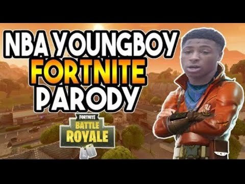 NBA youngboy - War With us    (Fortnite)