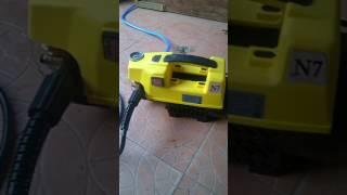 Máy rửa xe cao áp Mr Nam - giá rẻ nhât Hà Nội