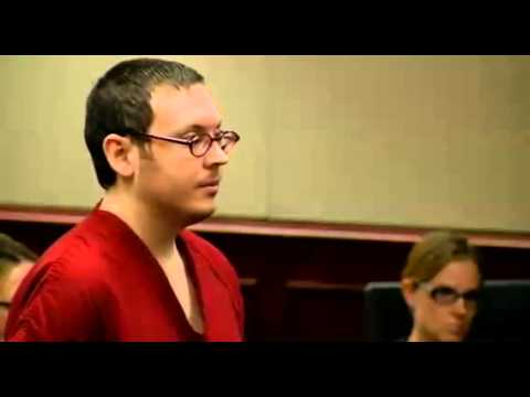 James Holmes Sentenced (Different View)