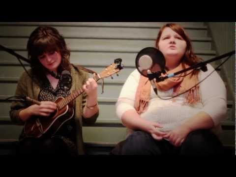 Kate and Janelle - Star Witness by Neko Case (in P.C.V.S. stairwell)