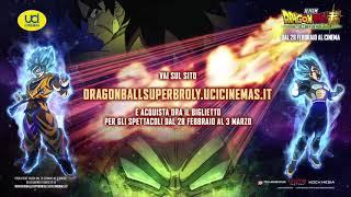 Dragon Ball Super: Broly - Spot UCI Cinemas