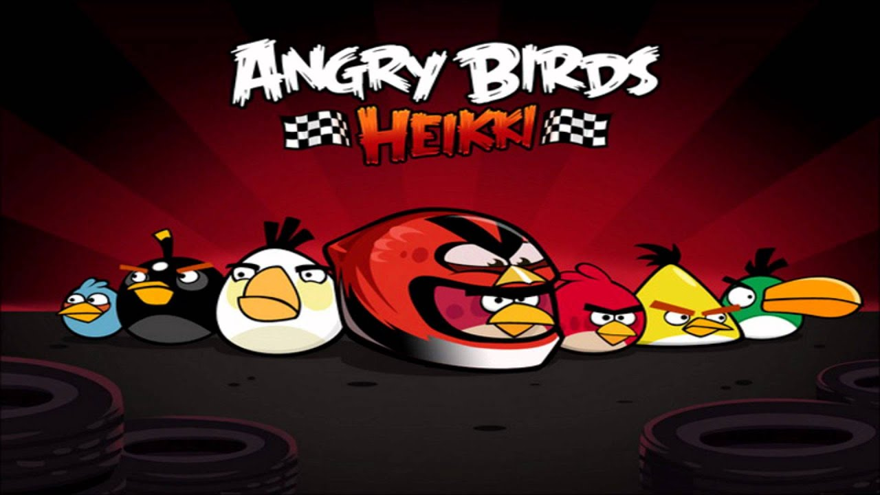 angry birds friends music