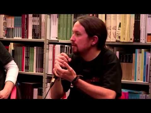 Nega y Pablo Iglesias sobre la violencia en las protestas