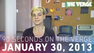 BlackBerry 10, Netflix vs. HBO, and more - 90 Seconds on The Verge_ Wednesday, January 30th, 2013
