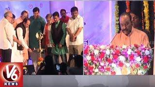 Naini Narshimha Reddy Speech At Daasarathi Krishnamacharyulu 94th Birthday Celebrations
