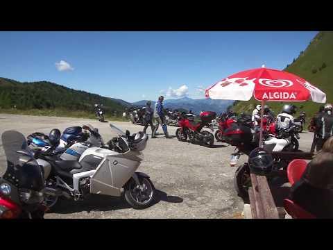 2011 Motorrad fahren am Gardasee
