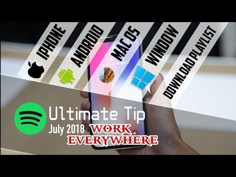 Spotify Ultimate Tips 2018 - How to create free account on Spotify and Download