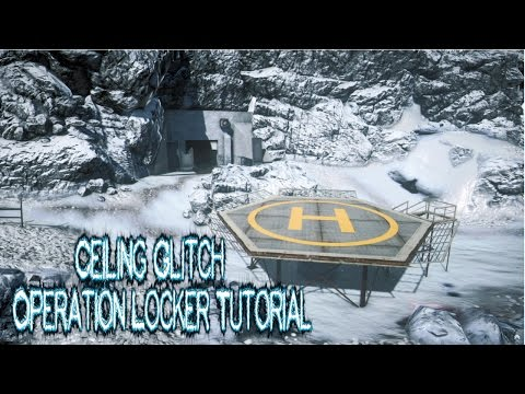 Battlefield 4 : Operation Locker Glitch Tutorial !