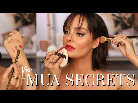 Do Your Makeup Like A PRO! The Secret Tips, Tricks & Hacks You Didn't Know - YouTube