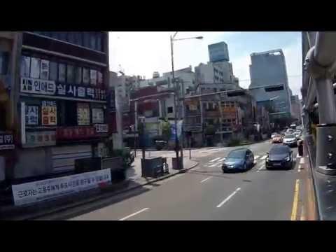 City Tour Around Seoul Part 1