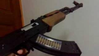 Toy Gun AK47
