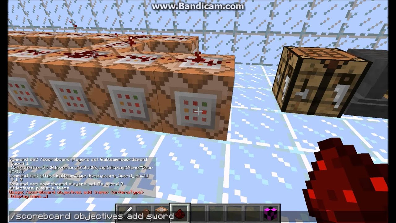 how to add potion effects to armor in minecraft multiplayer