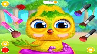 Animal Hair Salon Baby Jungle 3 - Juegos de maquillaje para recién nacidos