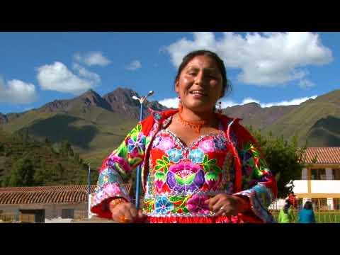 "Yeni Garcia - Clavel De Mi Huerta / Video Oficial Full Hd ""huayhua Producciones"""