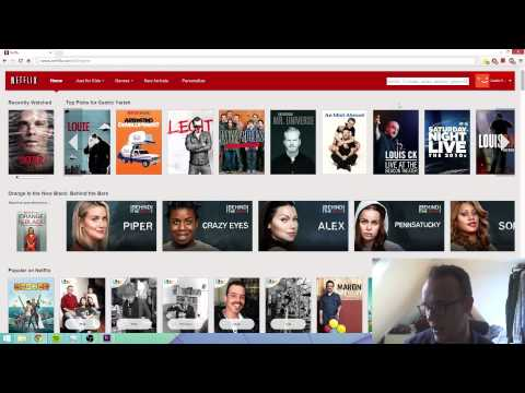 How to watch American Netflix outside of the US (2014) - New Chrome Extension