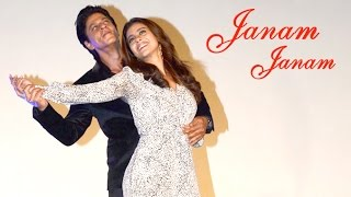 download lagu Shahrukh & Kajol Slow Dance On Janam Janam From gratis