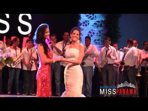 Coronación de Miss Mundo Panamá 2013 - Virginia Hernández