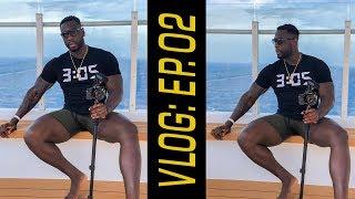 KING FITNESS: VLOG - EP. 02   Influencer Fitness Cruise to Bahamas