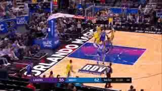Los Angeles Lakers VS Orlando Magic II 117 : 130, Orlando Win