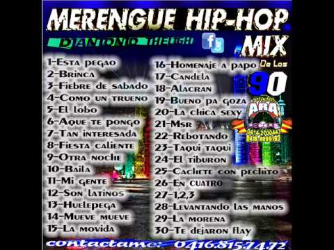 Merengue Hit-hot ( Mix ) Dj Antonio The Light video