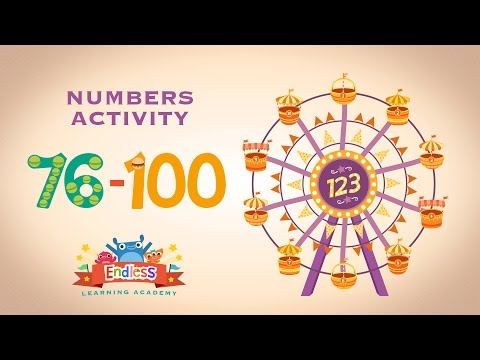 Download Endless Numbers 76-100 Mp4 baru
