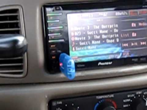 Pioneer Avh 3100 In 1998 Buick Century Youtube