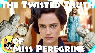 The Twisted Truth of Ymbryne's | Miss Peregrine's Home for Peculiar Children Theory