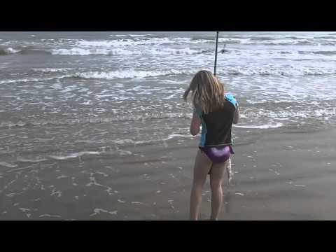 Surfside Beach Fishing Feb 11'
