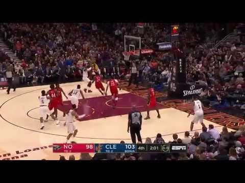 Cavs' LeBron James Makes History, Passes Michael Jordan for Most Consecutive Double-Digit Games