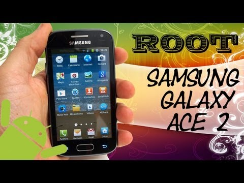 ROOT Samsung Galaxy Ace 2 GT-I8160 GingerBread. [ESPAÑOL][TUTORIAL]