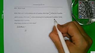 016 PSLE Math Teacher Jay