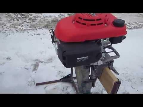 гибридные лодочные моторы с воздушным охлаждением