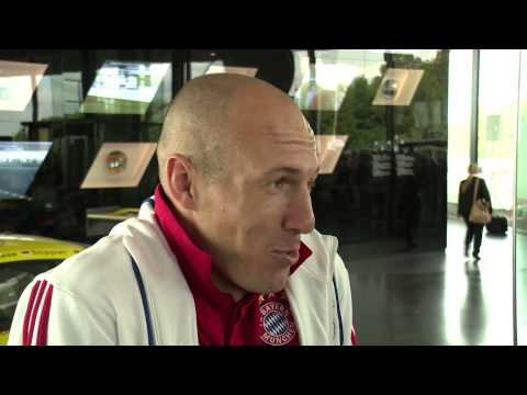 Arjen Robben in Topform:
